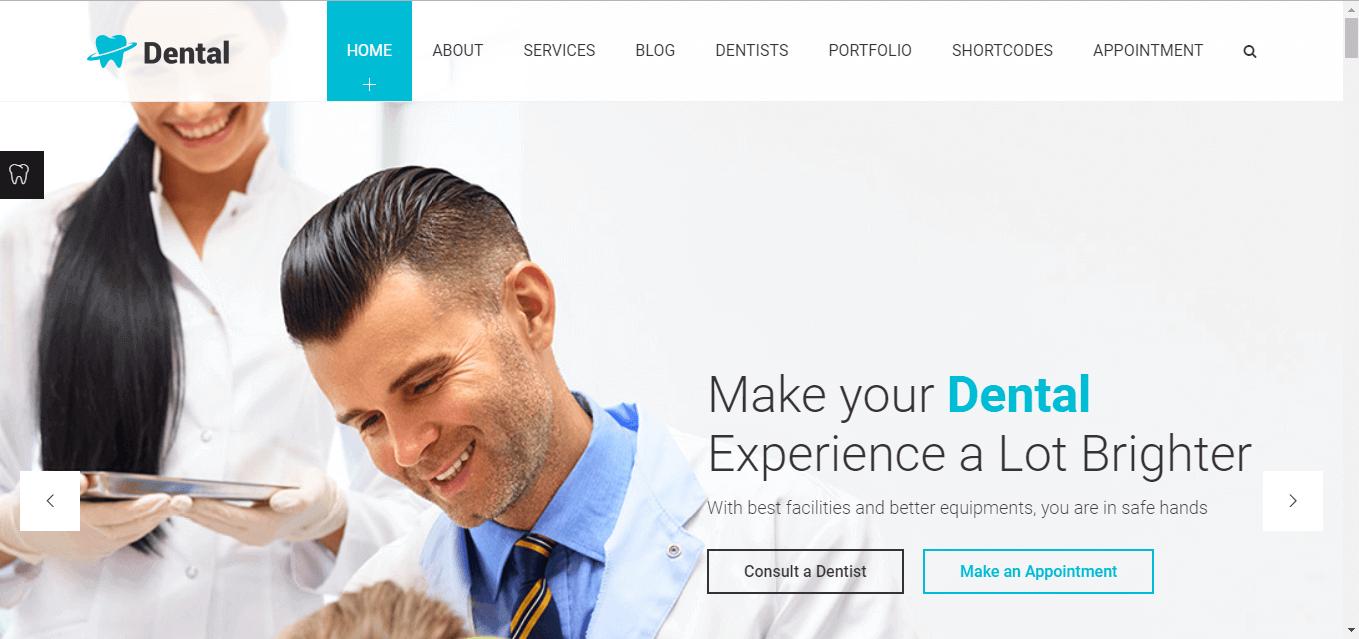 website nha khoa dental