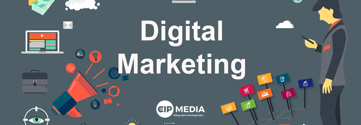 Digital Marketing là gì? Các hình thức Digital Marketing phổ biến